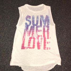 American Eagle Summer Love tank